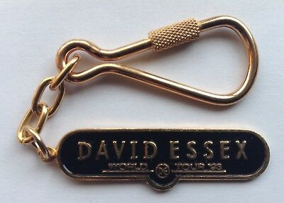 David Essex 1993 World Tour Keyring