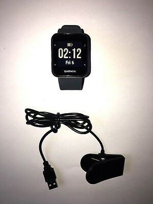 Garmin Forerunner 30 GPS Running Watch - Black Perfect Condition