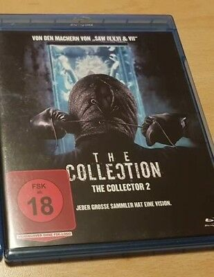 The Collector 2 blu ray