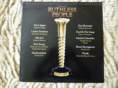 LP  Ruthless People