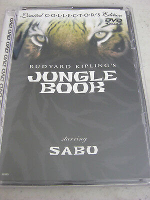The Jungle Book [LIMITED COLLECTOR'S EDITION] FREE U.S. SHIPPING [DVD]