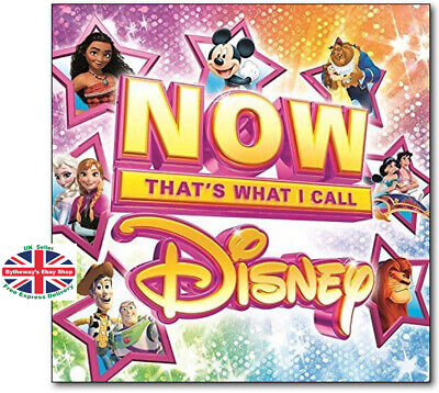 NOW That's What I Call Disney (2017) CD *BRAND NEW*