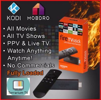 Get Your Amazon Kodi Firestick (Mail In Order Only)