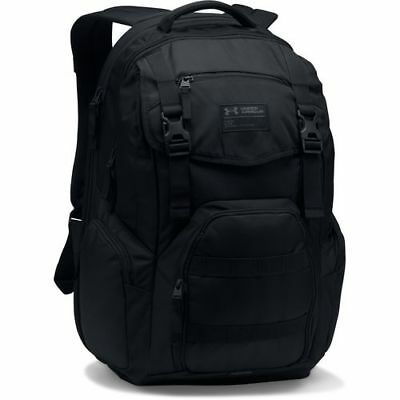 Under Armour UA Coalition 2.0 Backpack, Black, BRAND NEW, Fast Free Shipping!