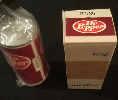 Dr Pepper Radio by General Electric NOS Hong Kong P2786