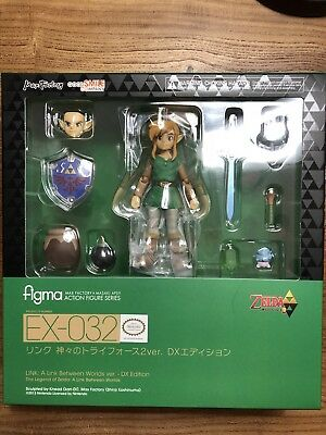 Figma Max Factory LOZ EX-032 Link A Link Between Worlds DX Edition Good Smile