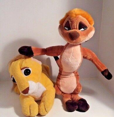 The Lion King Lion AND BENDY timon