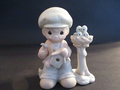 Precious Moments Only Love Can Make A Home PM921 Enesco 1991 Special Edition