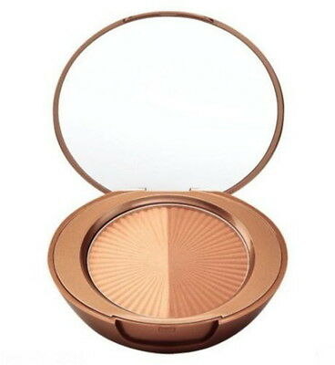 No7 Perfectly Bronzed DUAL BRONZER in Mirrored Compact