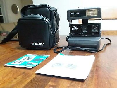 Polaroid One Step Close Up Instant Film Camera, Tested and Working