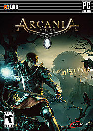 Arcania: Gothic IV 4  PC DVD ROM GAME TEEN *Brand New* Sealed