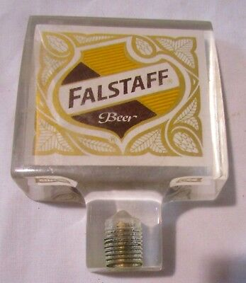 FALSTAFF  Beer Tap Handle