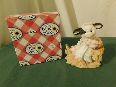 Mary Moo Moos Enesco ~Outstanding In Your Own Field~627720