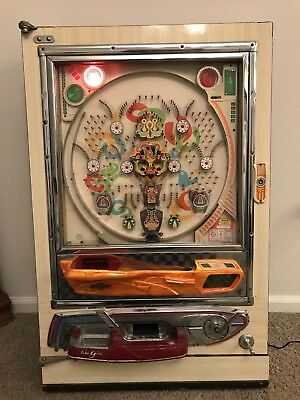 Vintage New Gin Pachinko Machine-  It works
