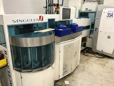 Spaceline ll DVD replicaion with Netstal Ejet Molding  DVD 5, DVD 9