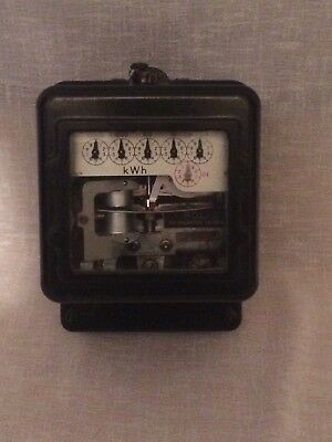 RDL classic electric meter ( A61A09997) FREE UK POSTAGE .