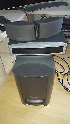 Bose Sound System PS 3-2-1