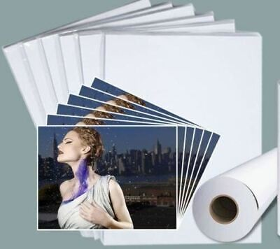 A4 Inkjet Matte Photo Paper DVD Cover 110g 110gsm 130g 130gsm for Canon Epson HP