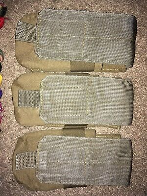 Fire Force Three Rifle Magazine Pouch Coyote Brown SFLCS FSBE Eagle Industries