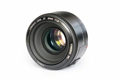 YONGNUO YN50mm F1.8 Lens Aperture Auto Focus Lens For Canon EF Mount EOS Camera