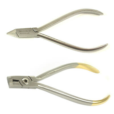 Dental Orthodontic Utility Adams Forming Plier & Distal Cutter TC Plier Ortho CE