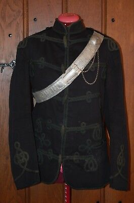 Victorian Cavalry Officers Patrol Jacket: Yeomanry, Hussars, Dragoons, Lancers