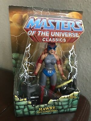 HAWKE Collector's Choice MOTU CLASSICS Masters of the Universe He-Man