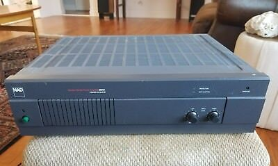 NAD 2600A Power Amp. Made in Japan Power Envelope