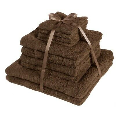 Chatsworth 10 Piece Towel Bale 600gsm Hotel Quality 4 Face 4 Hand +2 Bath Towels
