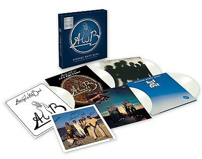 AVERAGE WHITE BAND - PICK OF THE PIECES The Vinyl Collection limitiert
