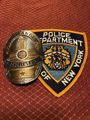 Nypd   Badge  Commander