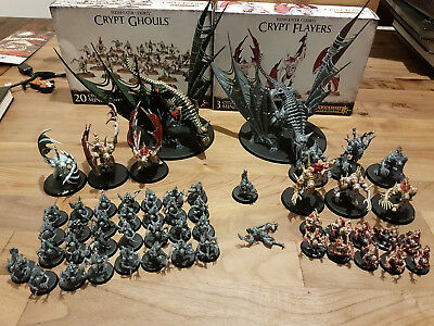 Flesh Eater Courts Armee, Age of Sigmar, Warhammer, Grand Alliance Death