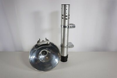 "Graflex 2773 Synchronizer Flash Handle & 5.5"" Reflector with cover-Lightsaber"