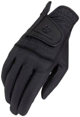 (11, Black) - Heritage Premier Show Glove. Heritage Products. Free Shipping