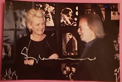Abba - Benny Andersson Original Autogramm/ Autograph Hand Signed
