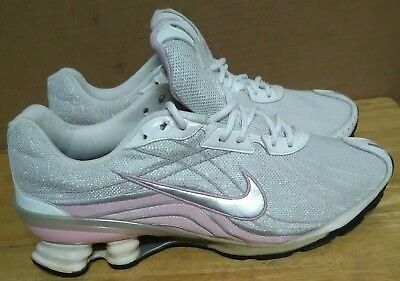 the latest d4710 728c7 NIKE SHOX VIVIFY Running Sneaker 2008 Athletic Multi White Pink Women. Sz  9.5 -  75.00   PicClick