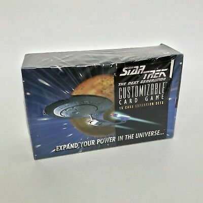 Star Trek Ccg 1E : Premiere Limited Edition Bb Sealed Booster Box