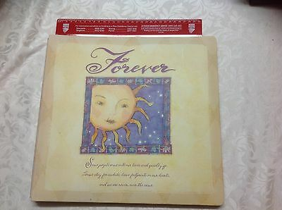 scrapbook photo album Forever Sun