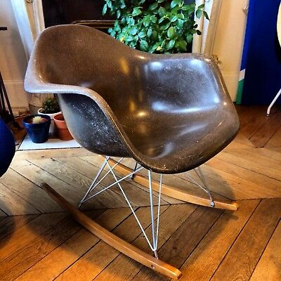 Fauteuil Rocking Chair Eames Herman Miller