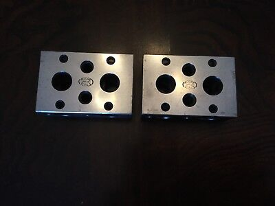 Moore Tool 1-2-3 blocks NO RESERVE