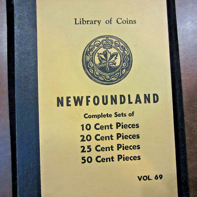 Rare Newfoundland Album Collection * For The Astute Collector * See Info Below