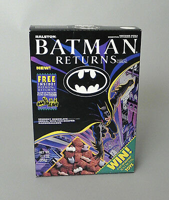 Batman Returns Cereal by Ralston