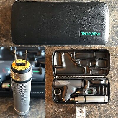 Welch Allyn PanPotic Diagnostic Set