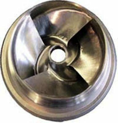 New American Turbine Stainless Impeller For Sd231 Pump 4.2 Kw