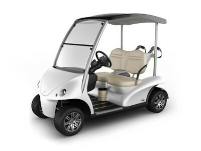Garia Luxury golf car / cart - 2 seater