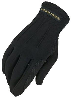 (10/11, Black) - Heritage Power Grip Glove. Heritage Products. Shipping is Free