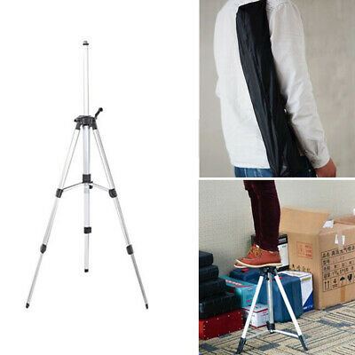 110/150cm Carbon Tripod Aluminum With 5/8 Adapter For Laser Level Adjustable