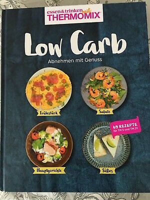 Thermomix Kochbuch Low Carb