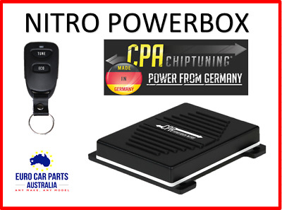 PERFORMANCE CHIP.  POWERBOX NITRO.  AUDI A6 (C6) 2.0 TDI e .  REMOTE INCLUDED
