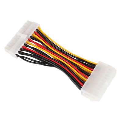 20 To 24pin for HP Mini Motherboard Power Supply Cable Universal ATX PSU Power